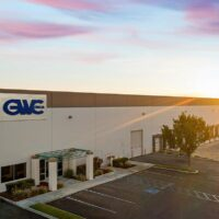 GWC Italia plant in Bakersfield, California, USA